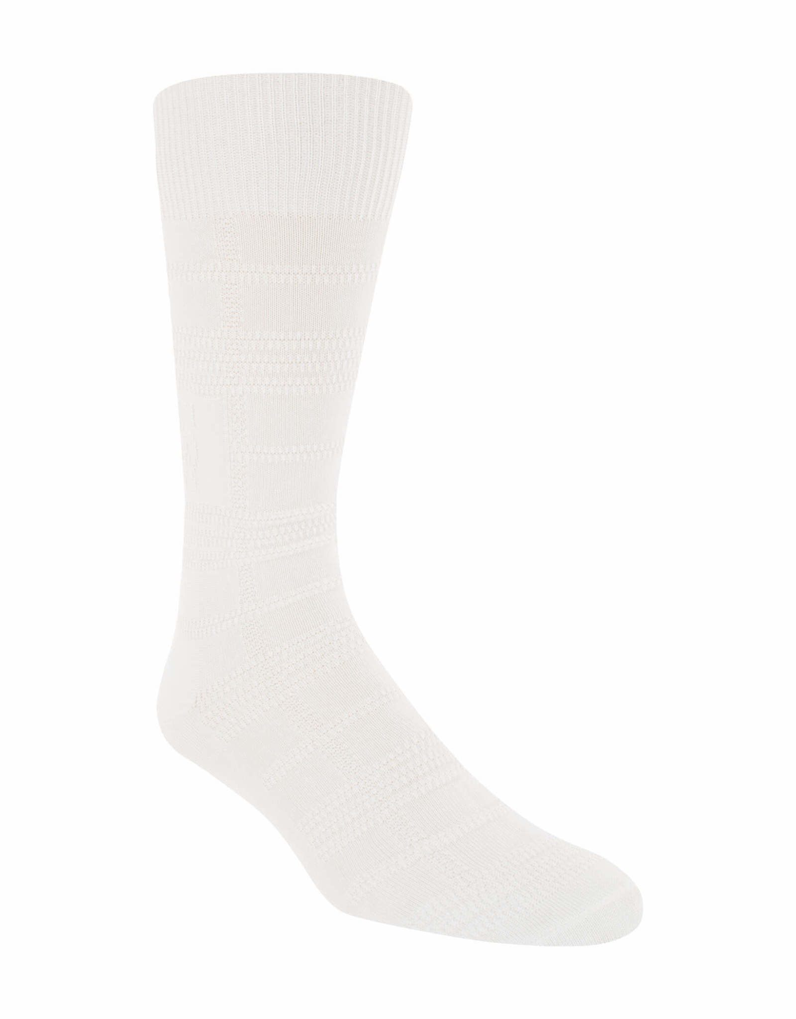 Stacy Adams Socks Stacy Adams Gemstone For Size 8-12.5 White