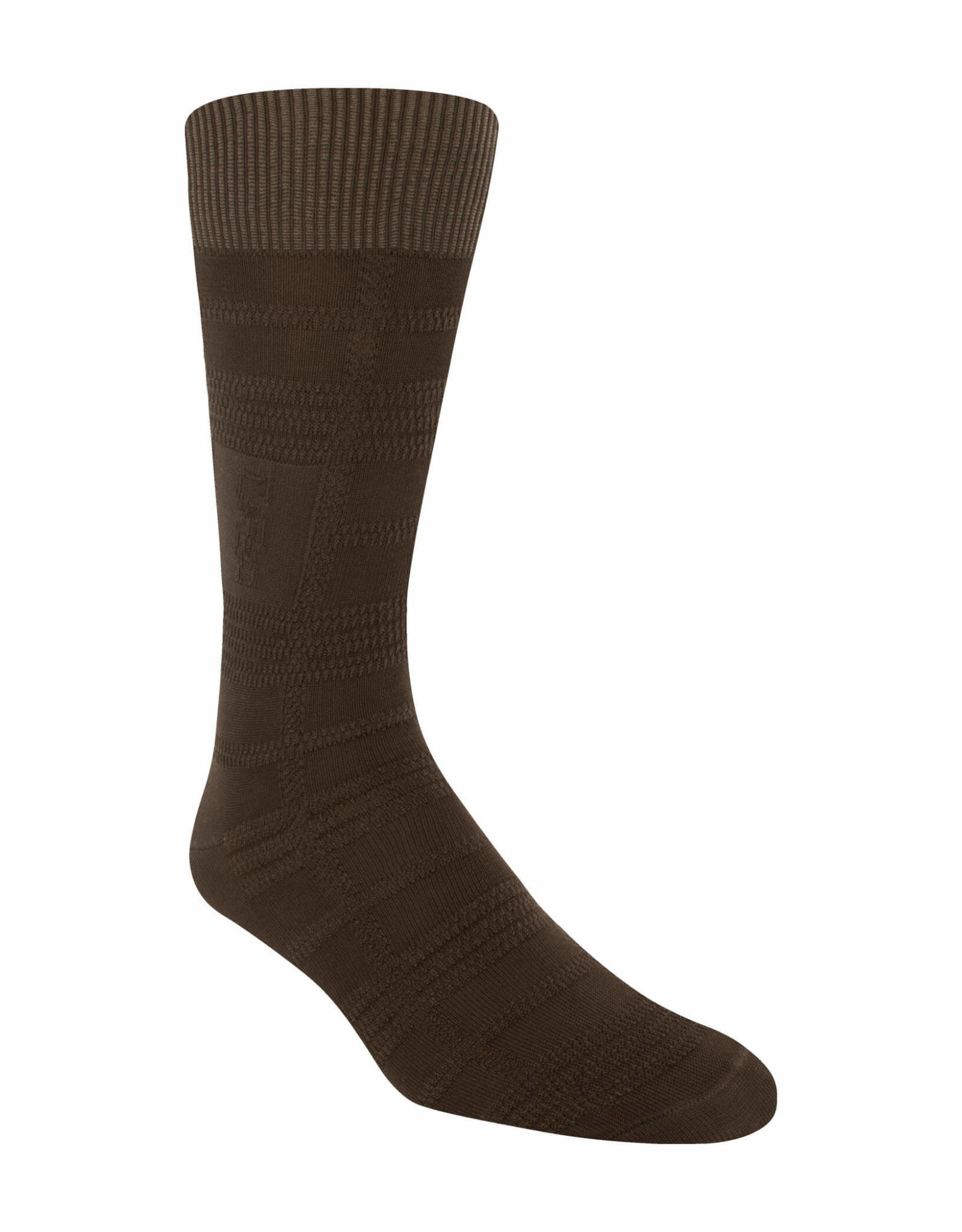 Stacy Adams Socks Stacy Adams Gemstone For Size 8-12.5 Brown
