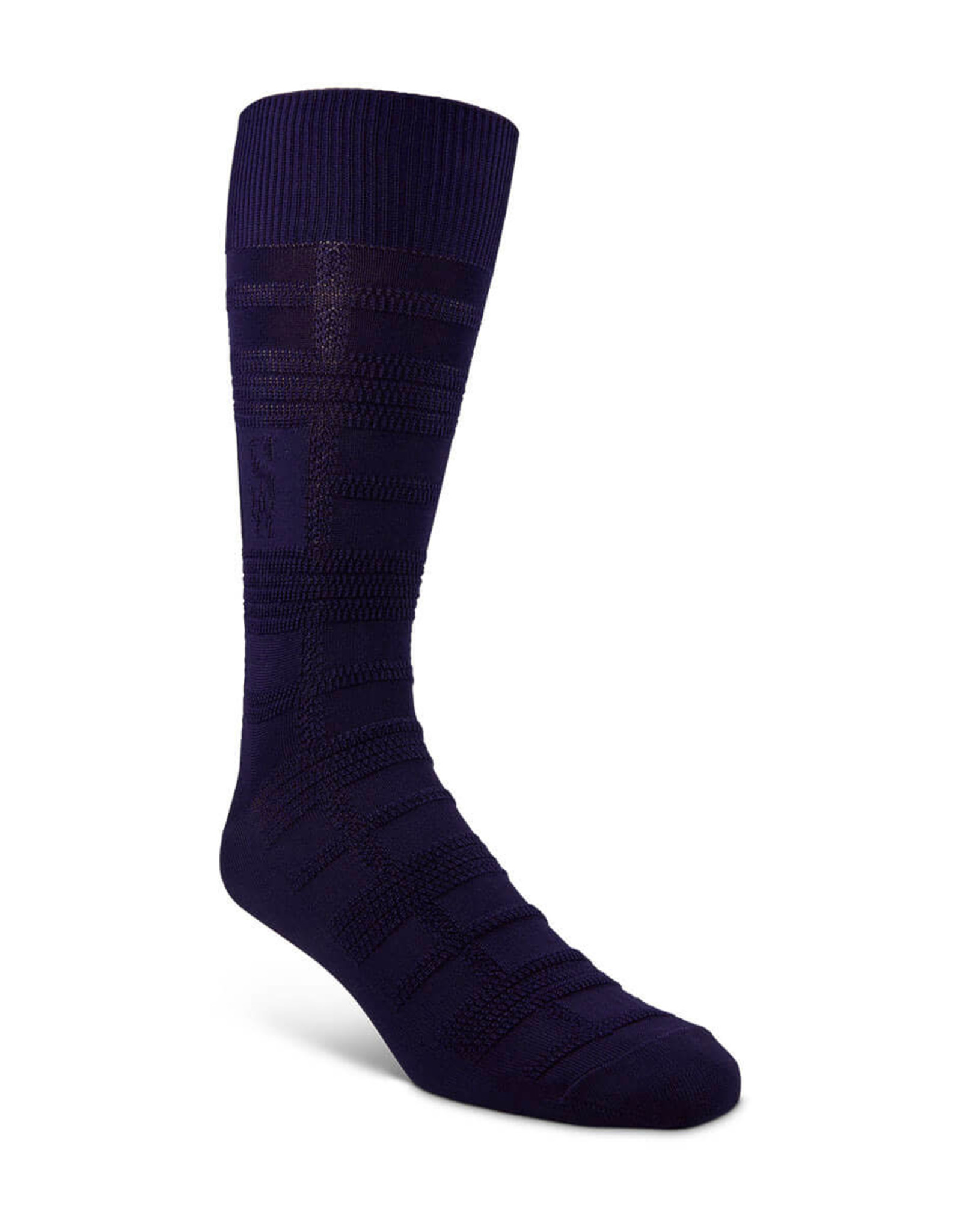 Stacy Adams Socks Stacy Adams Gemstone For Size 8-12.5 Plum/Purple