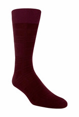 Stacy Adams Socks Stacy Adams Gemstone For Size 8-13 Burgundy