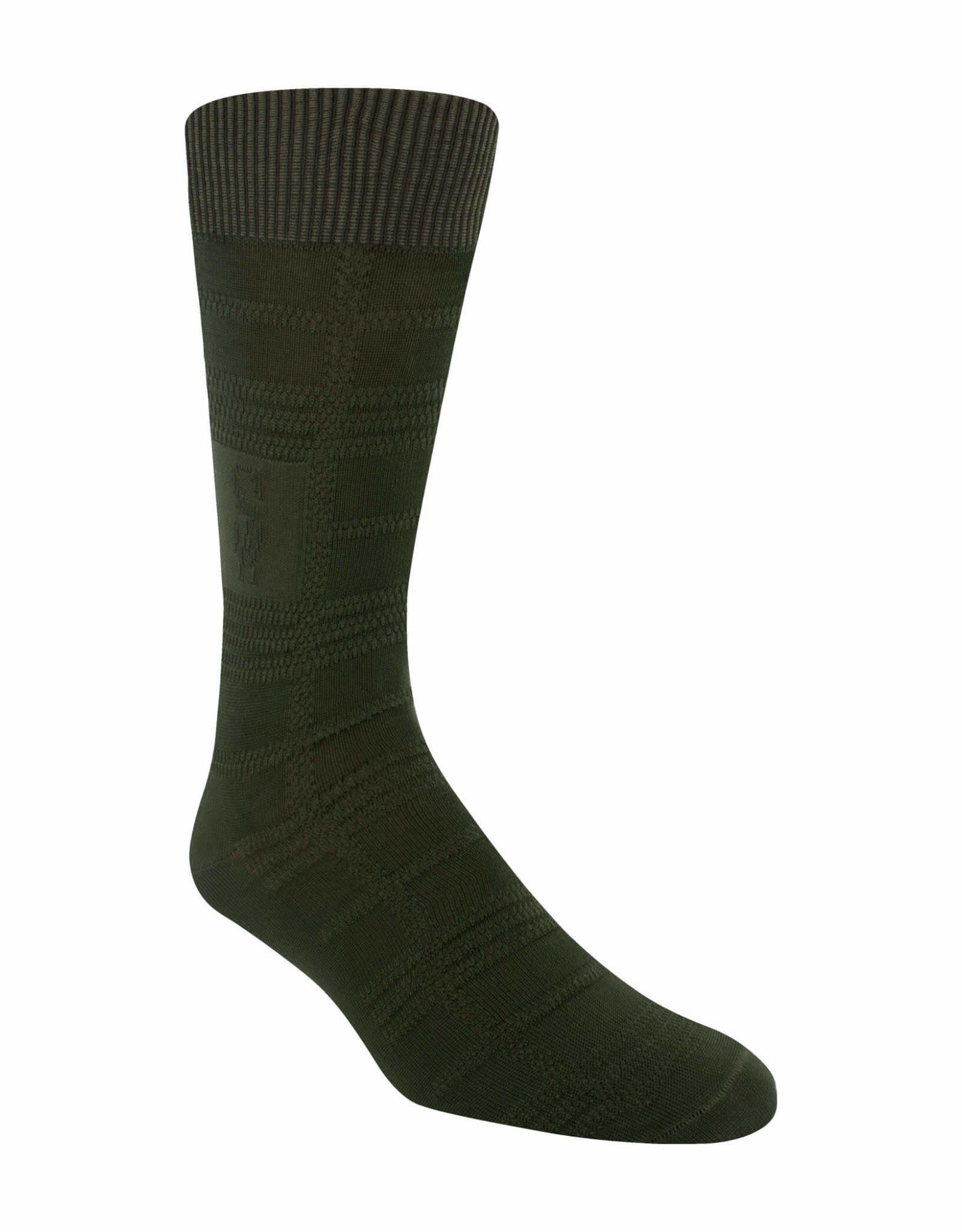 Stacy Adams Socks Stacy Adams Gemstone For Size 8-13 Olive