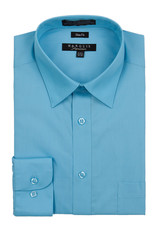 Marquis Dress Shirt MarQuis Slim Fit Turquoise