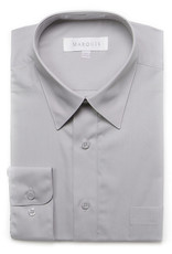Marquis Dress Shirt MarQuis Regular Fit Silver