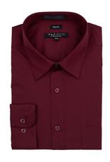 Marquis Dress Shirt MarQuis Slim Fit Burgundy