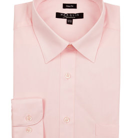 Marquis Dress Shirt MarQuis Slim Fit Pink