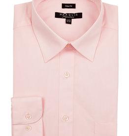 Marquis Dress Shirt MarQuis Slim Fit Pink