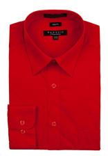 Marquis Dress Shirt MarQuis Slim Fit Red