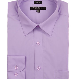 Marquis Dress Shirt MarQuis Slim Fit Violet