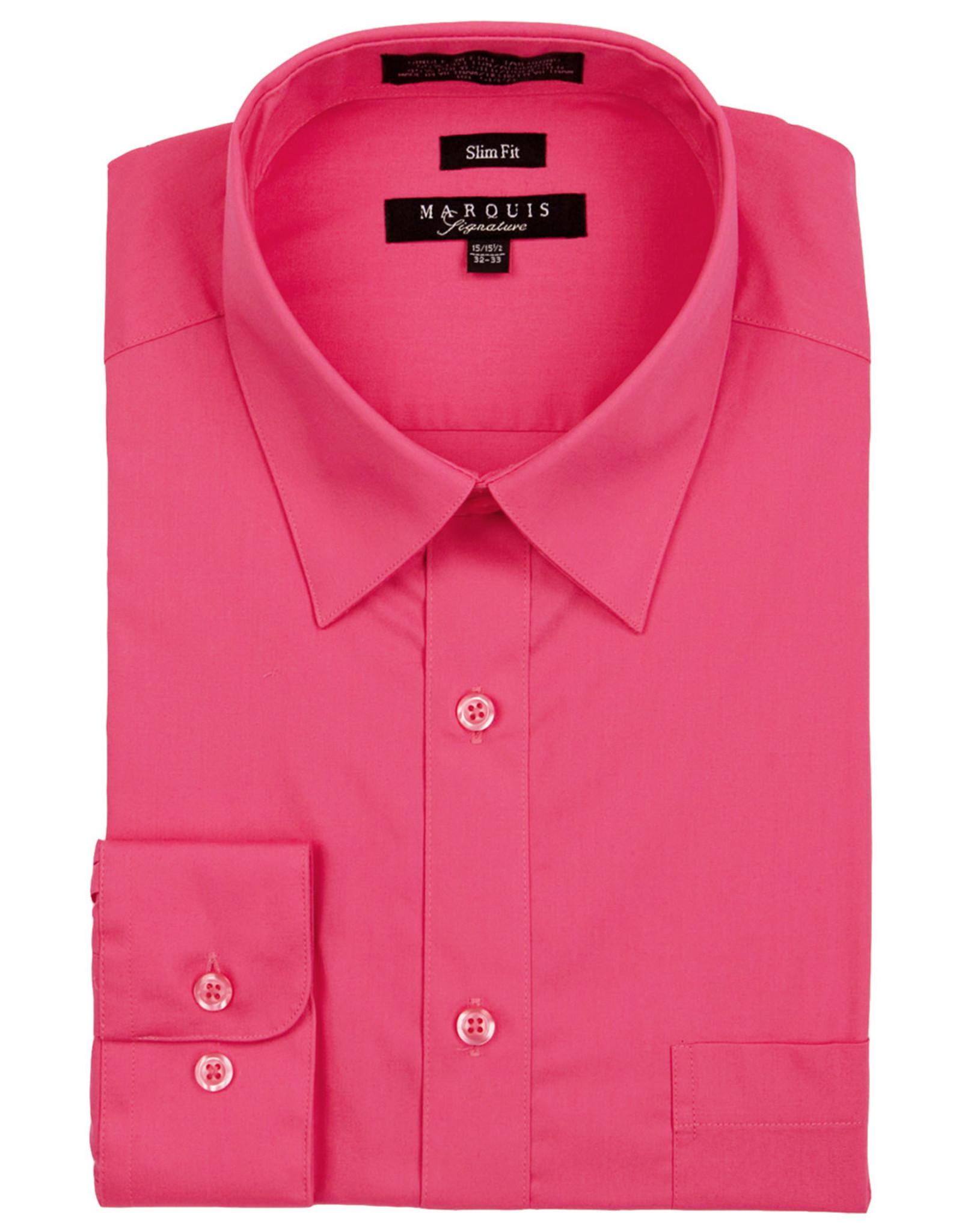 Marquis Dress Shirt MarQuis Slim Fit Fuchsia