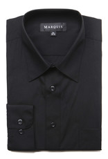 Marquis Dress Shirt MarQuis Regular Fit Black