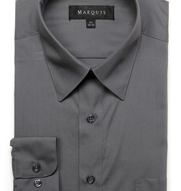 Marquis Dress Shirt MarQuis Regular Fit Charcoal