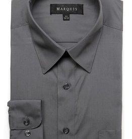 Marquis Dress Shirt MarQuis Regular Fit Charcoal
