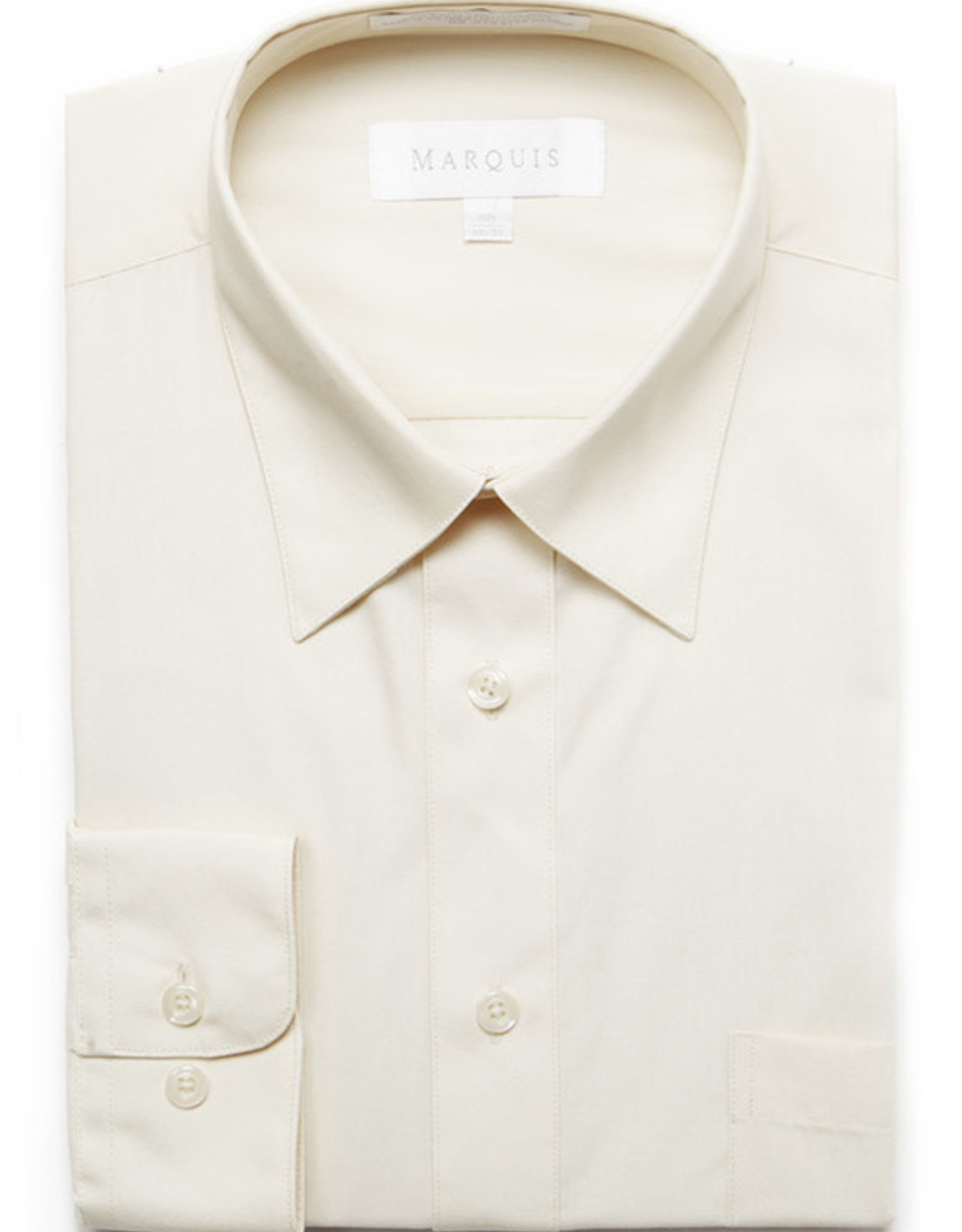 Marquis Dress Shirt MarQuis Regular Fit Ecru