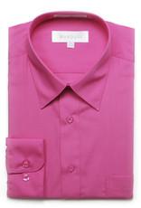 Marquis Dress Shirt MarQuis Regular Fit Fuchsia