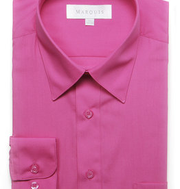 Marquis Dress Shirt MarQuis Regular Fit Fuchsia