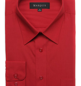 Marquis Dress Shirt MarQuis Regular Fit Red