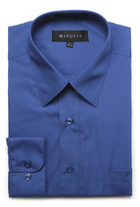 Marquis Dress Shirt MarQuis Regular Fit Royal