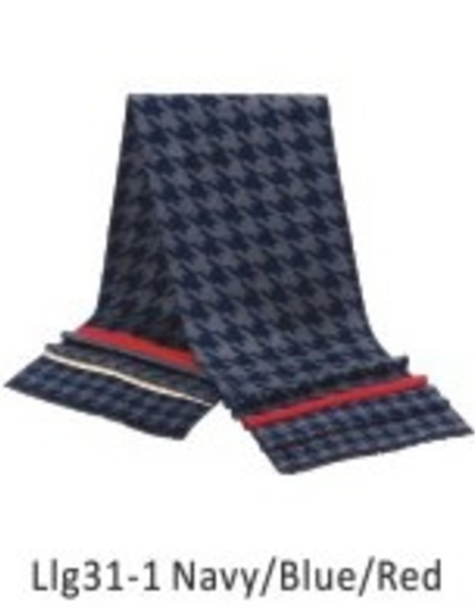 Vesuvio Napoli Scarfs  Double Layered 70% Vis 30% Poly 73x13