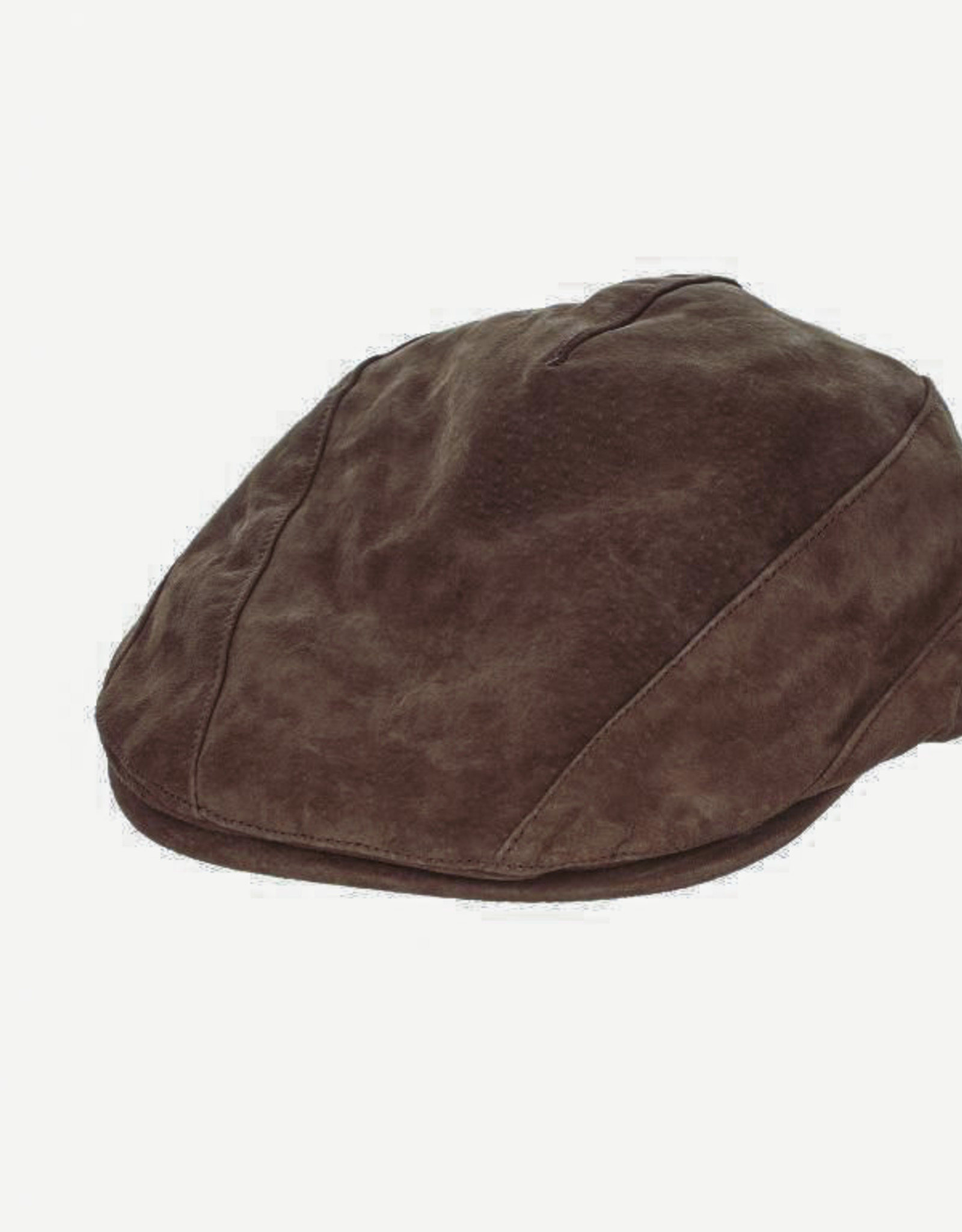 STETSON Hat Stetson 1865  LEVEN Suede Ivy Taupe
