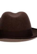 Stacy Adams Hat Stacy Adams COLONY Fedro Brown/Tan