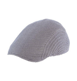 Stacy Adams Hat Stacy Adams JORDAN Knit Wool Gray