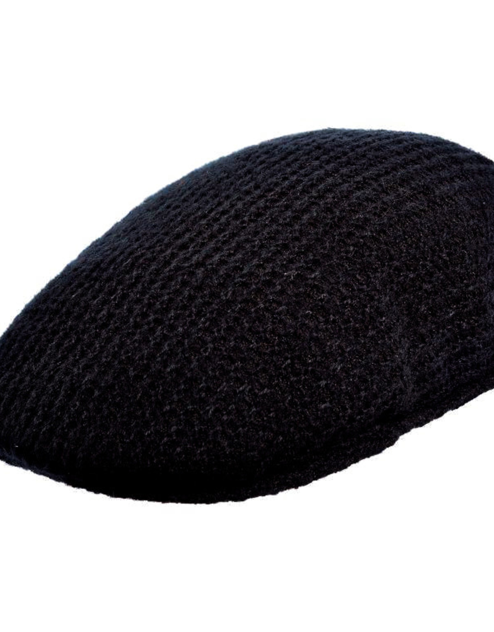 Stacy Adams Hat Stacy Adams FOLWELL Knit Wool Black