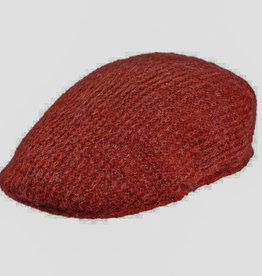 Stacy Adams Hat Stacy Adams FOLWELL Knit Wool Brick