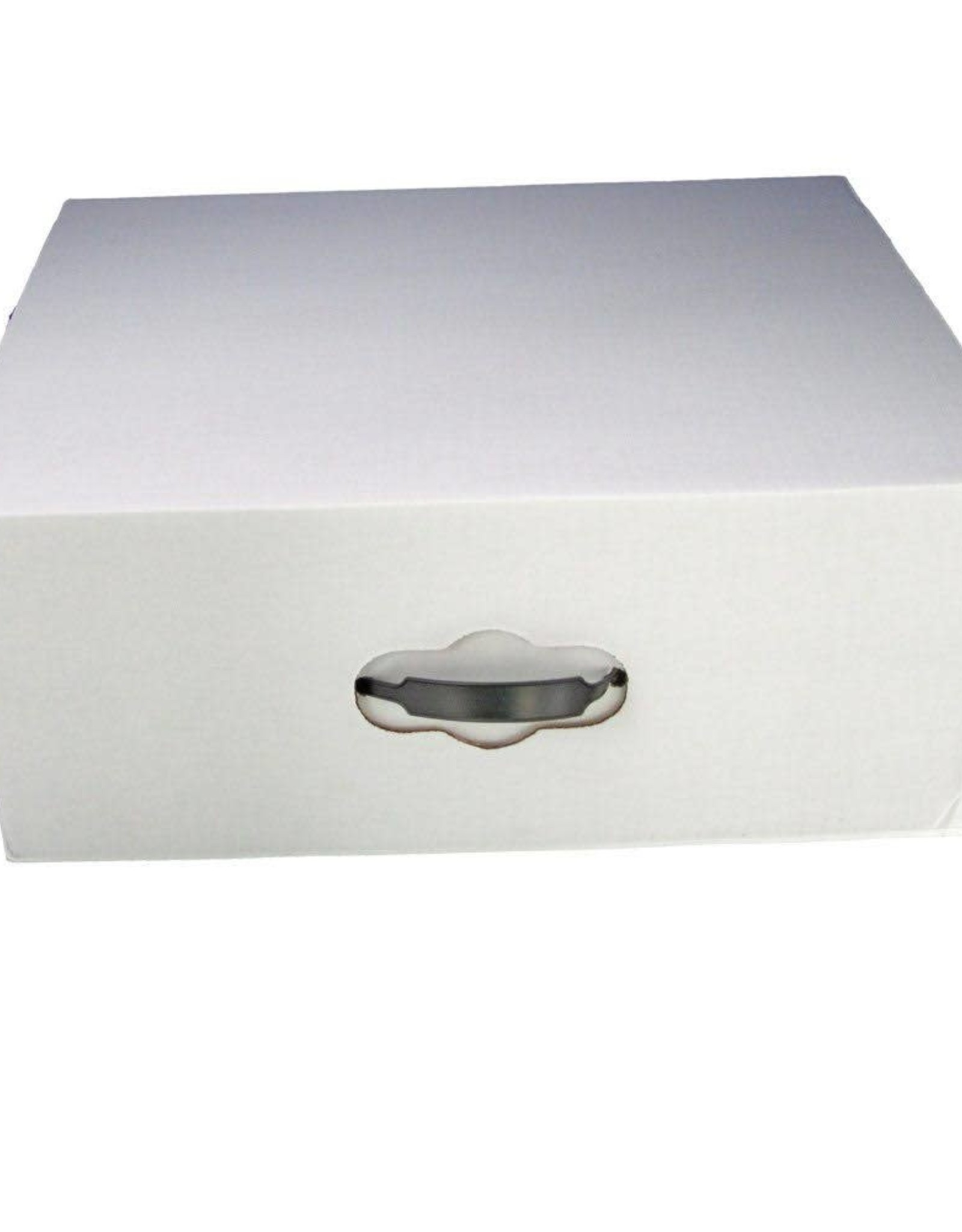 Hat Box With Handle
