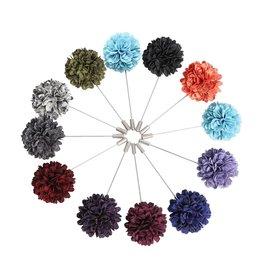Lapel Pin Flower Aster