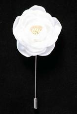 Lapel Pin Ranunculus Flower