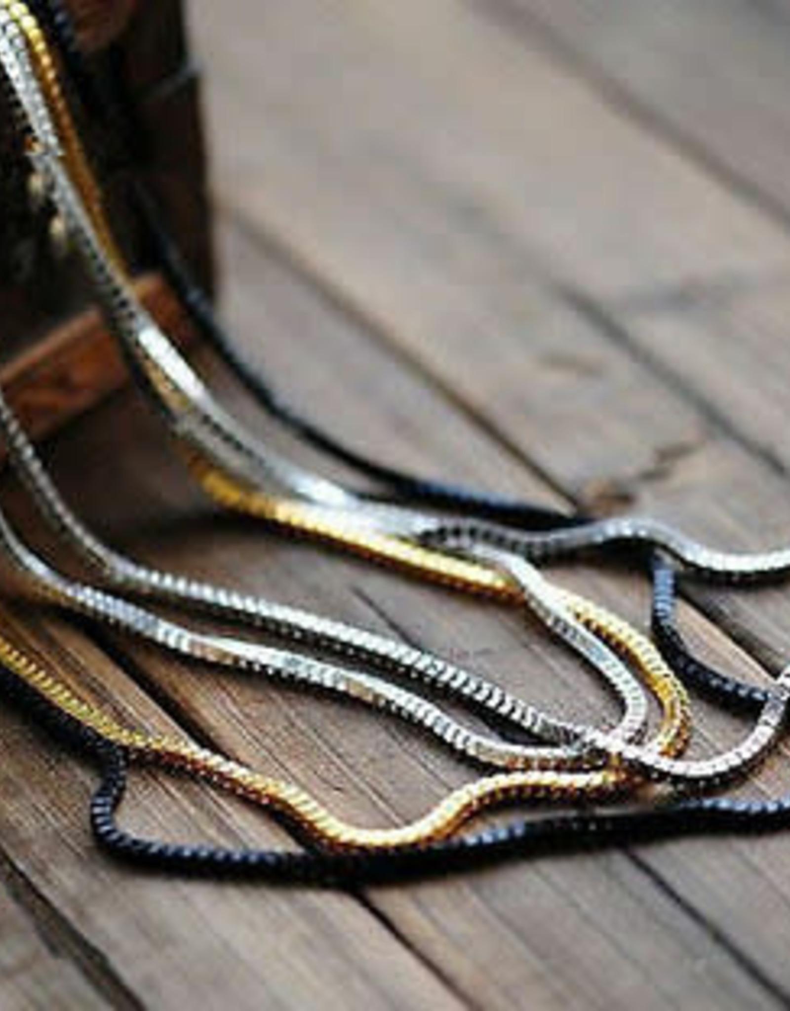 Chain Swe-ater Tassel Pendant