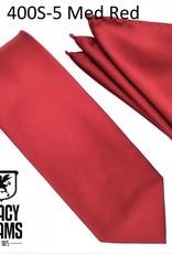 Stacy Adams Tie Stacy Adams Reg 400S-5 M. Red