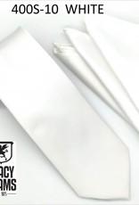 Stacy Adams Tie Stacy Adams Reg 400S-10 White