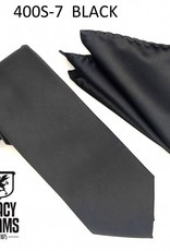 Stacy Adams Tie Stacy Adams Reg 400S-7 Black