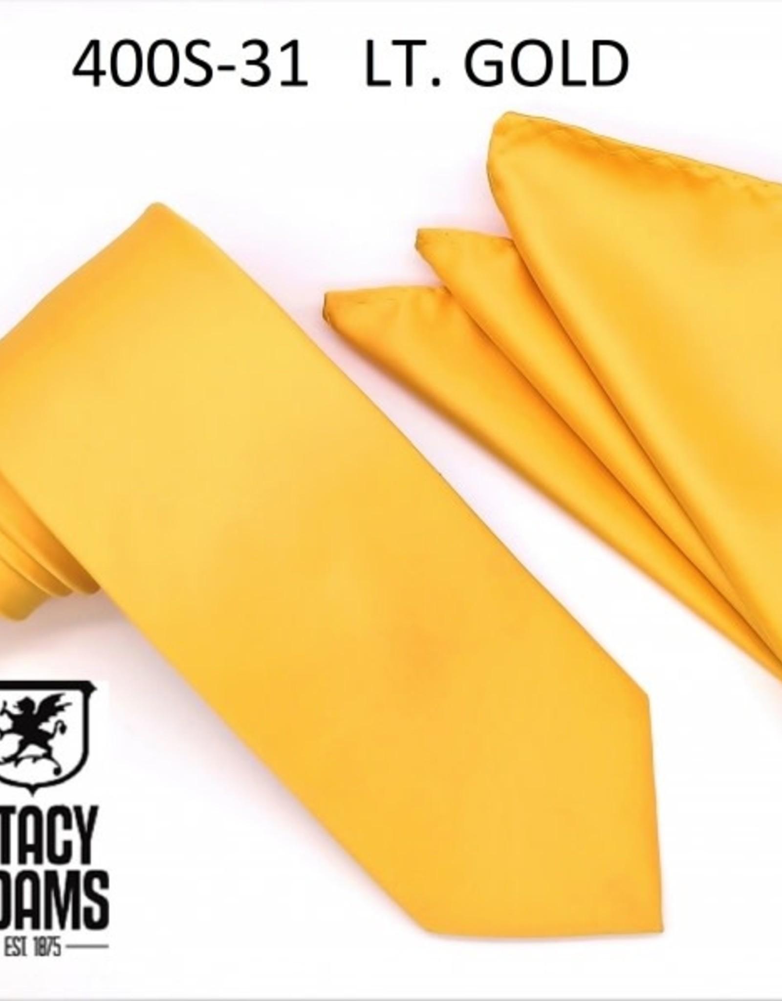 Stacy Adams Tie Stacy Adams Reg 400S-31 Gold