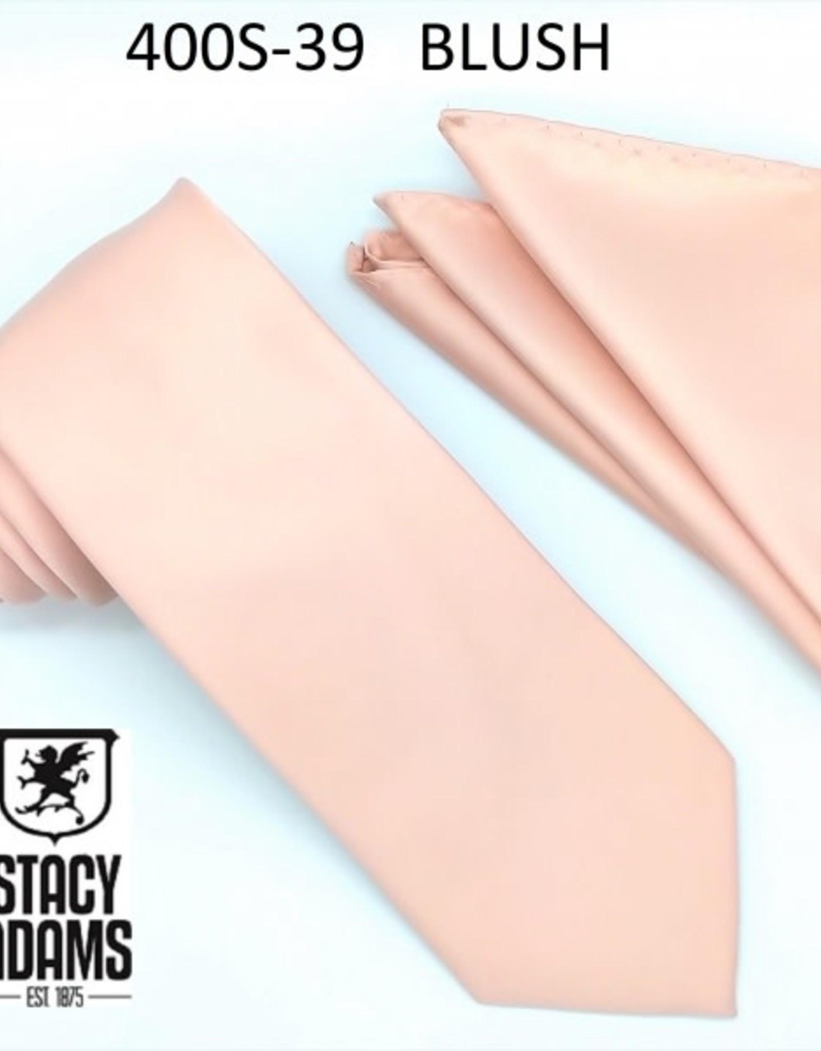 Stacy Adams Tie Stacy Adams Reg 400S-39 Blush