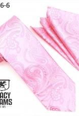 Stacy Adams Tie Stacy Adams Reg Paz sa276-6 Pink