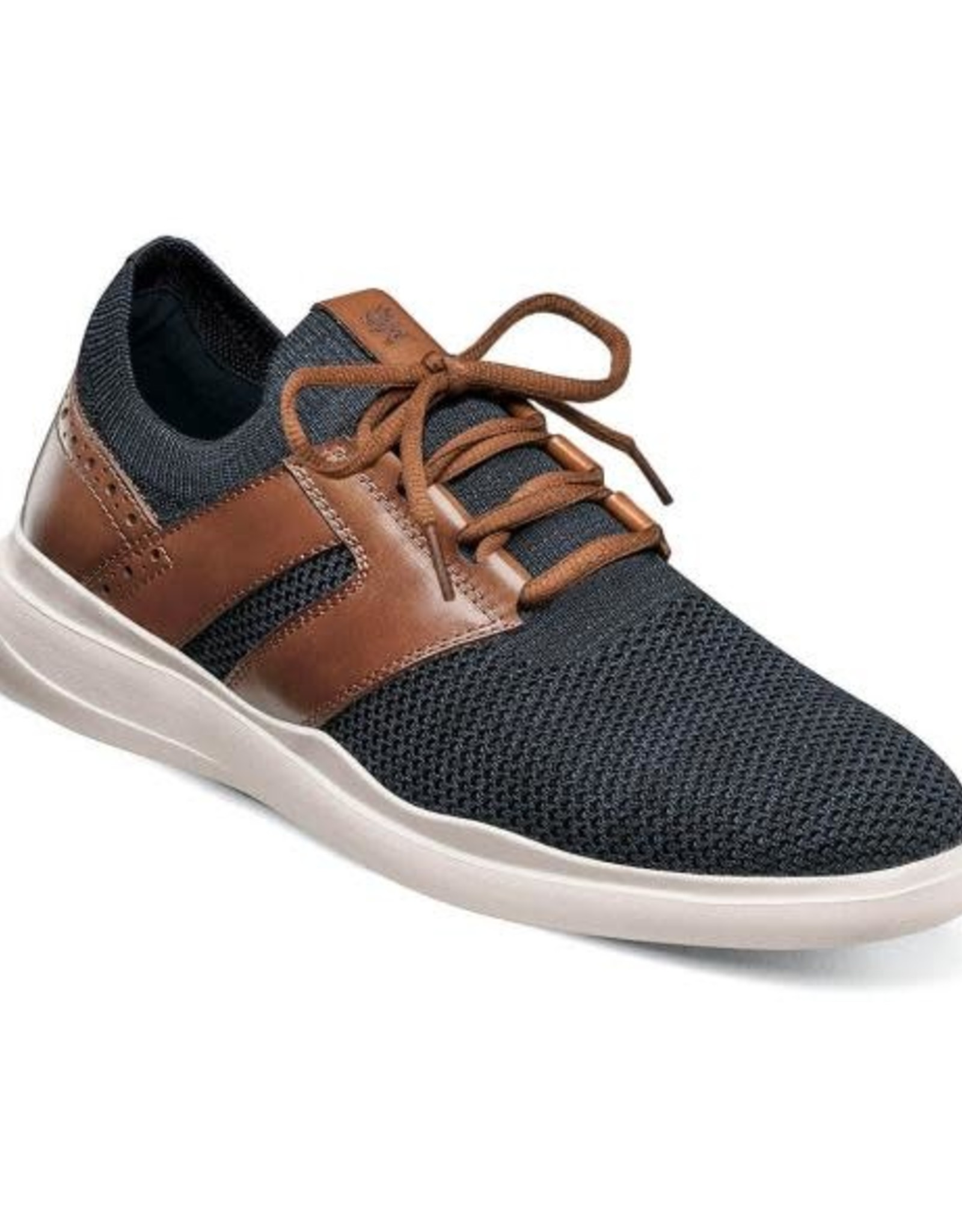 Stacy Adams Shoes Stacy Adams Moxley Knit 25435 Navy/Tan