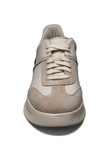 Stacy Adams Shoes Athletic Vanguard T-Toe Lace 25437 Cream and Black