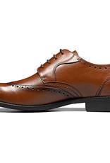 Stacy Adams Shoes Stacy Adams Barnett WingTip Oxford 20197 Cognac
