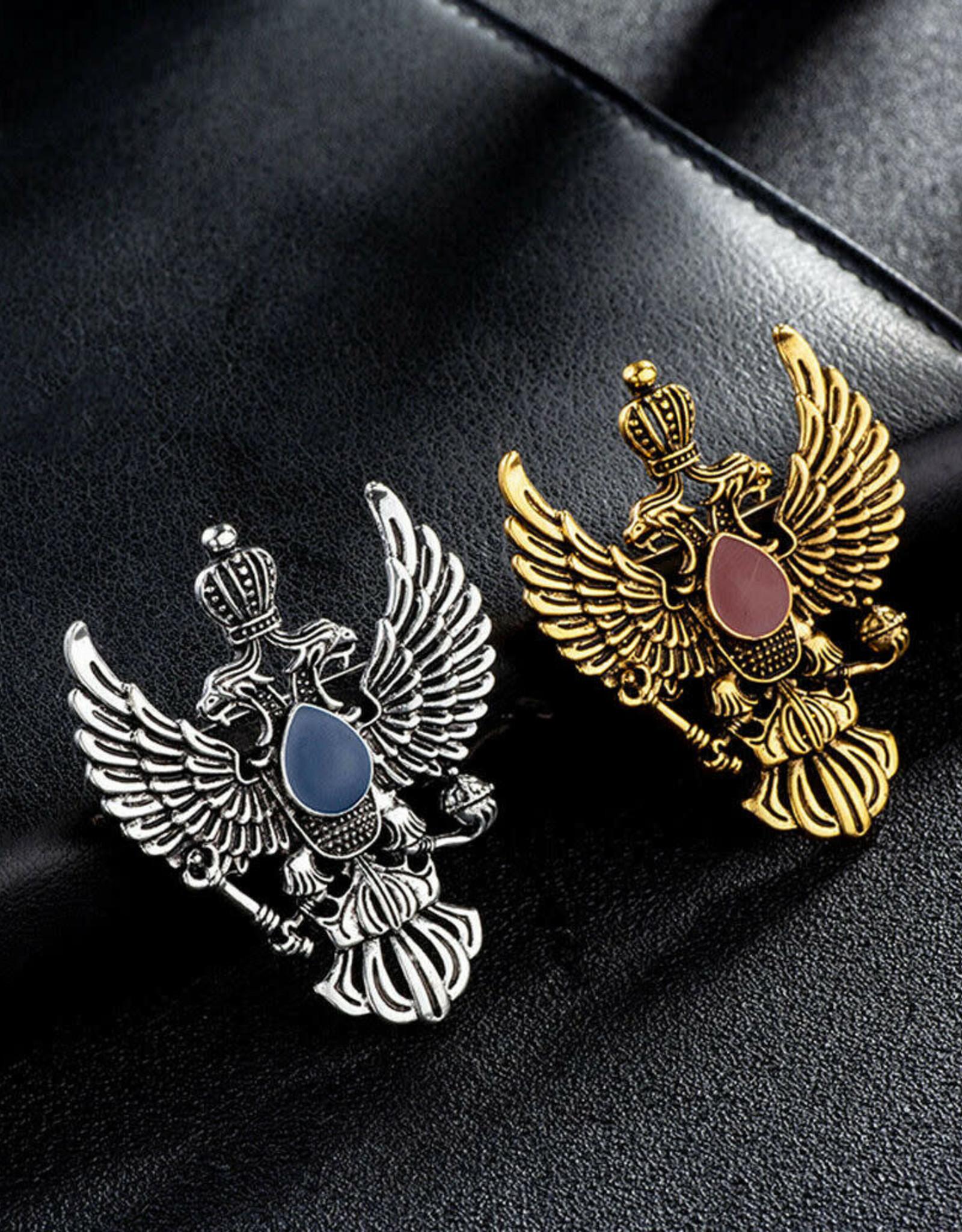 Lapel Pin Eagle Badge