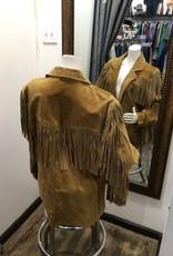 learsi Learsi 70's fringe leather jacket