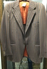 70's gray/brown Tweed men's Jacket