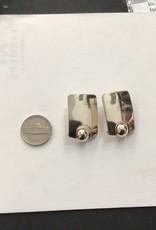 60s sterling earrings