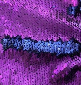 Julian Chang Julian Chang 93 flip sequin jacket purple/blue