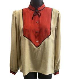 Givenchy Givenchy silk blouse sz 8