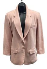 pink suit jacket sz 6