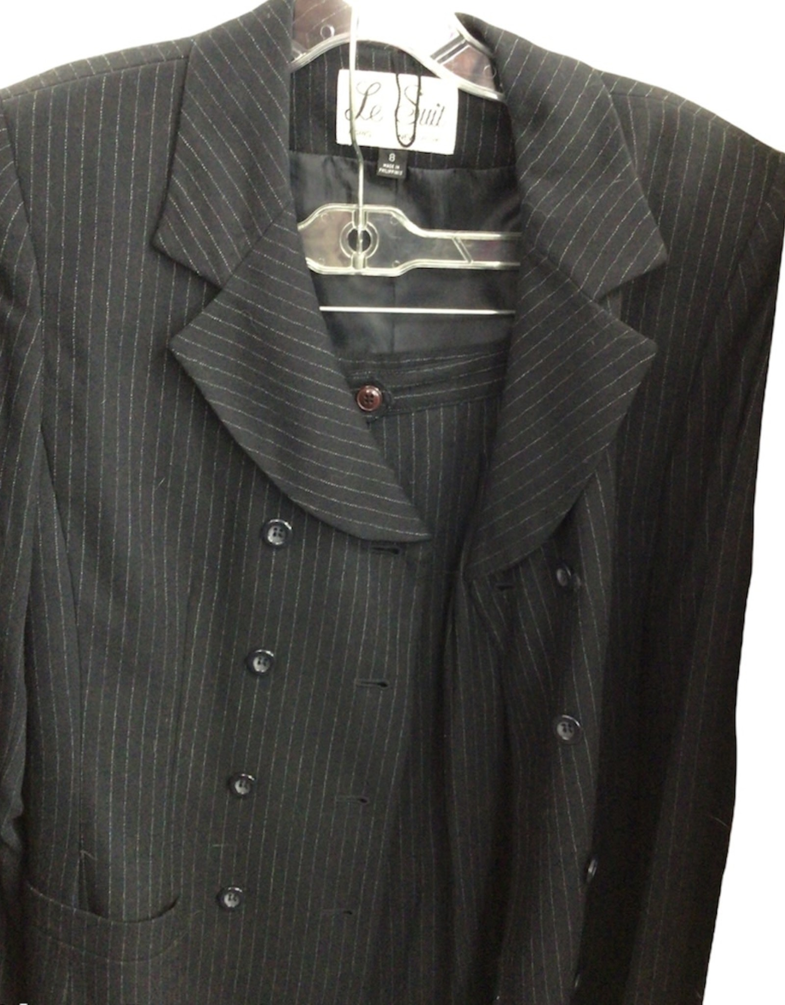80s Le Suit pantsuit sz 8