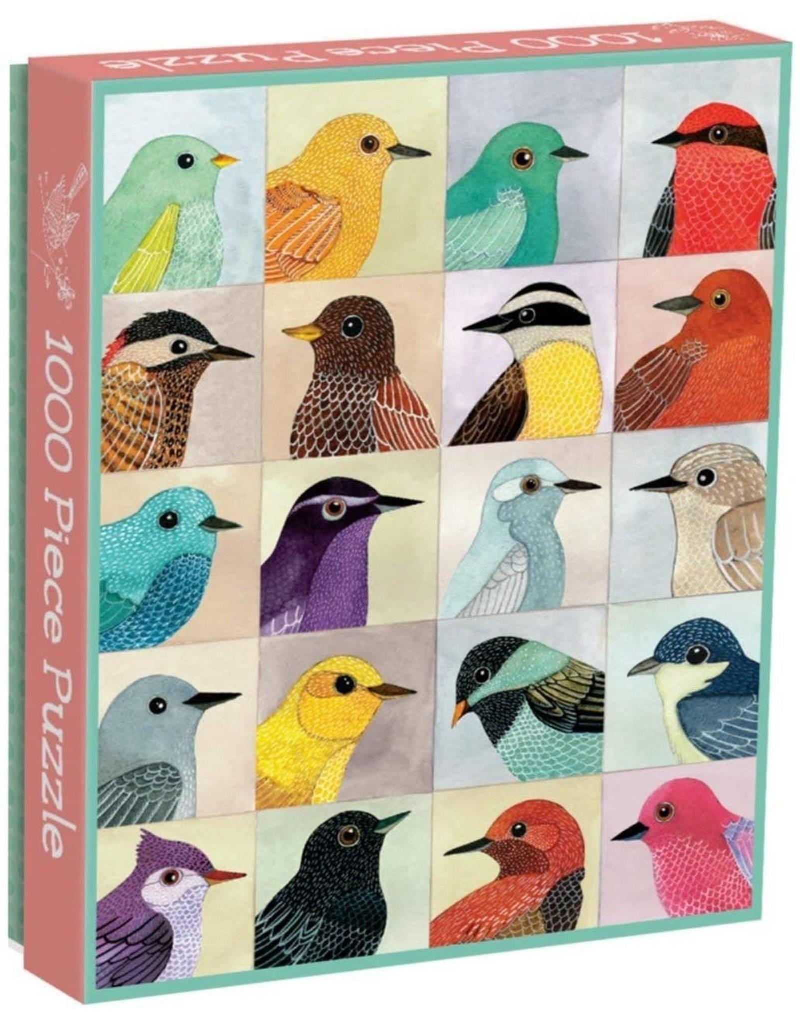 Galison Avian Friends 1000pc