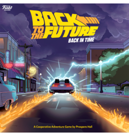 Funko Back to the Future: Back in Time